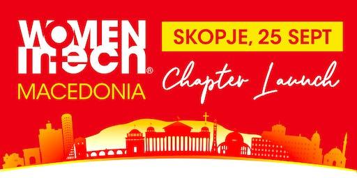 Women in Tech Macedonia - Chapter Launch