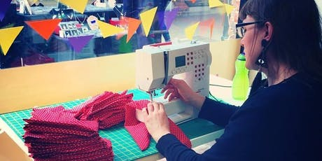 And Sew on... sewing meetup tickets
