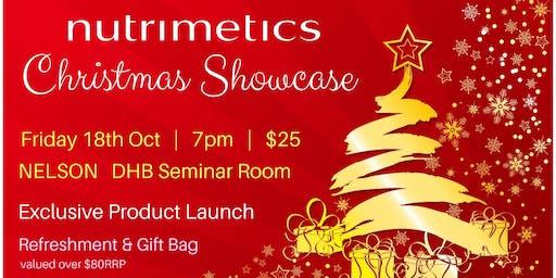Nutrimetics Christmas Launch 2019