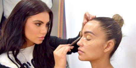Mac makeup Masterclass tickets