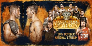 """Over The Top Wrestling Presents """"Fifth Year..."""