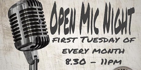 Open Mic Night @ The Plough and BarleyCorn tickets