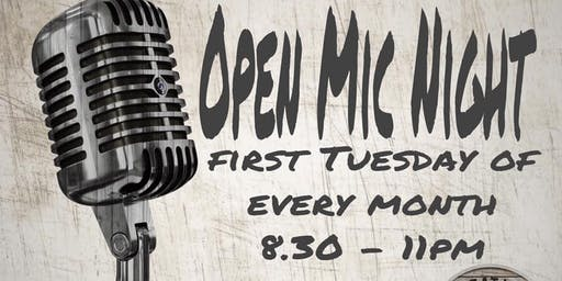 Open Mic Night @ The Plough and BarleyCorn