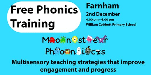 FARNHAM  PHONICS TRAINING