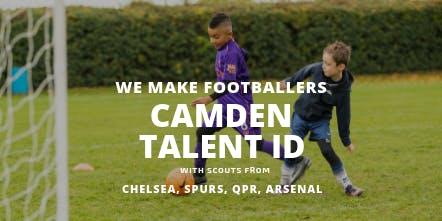 We Make Footballers Camden Talent ID