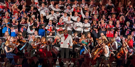 2020 Last Night of The Proms - Plymouth