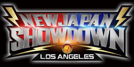 New Japan Showdown in Los Angeles tickets