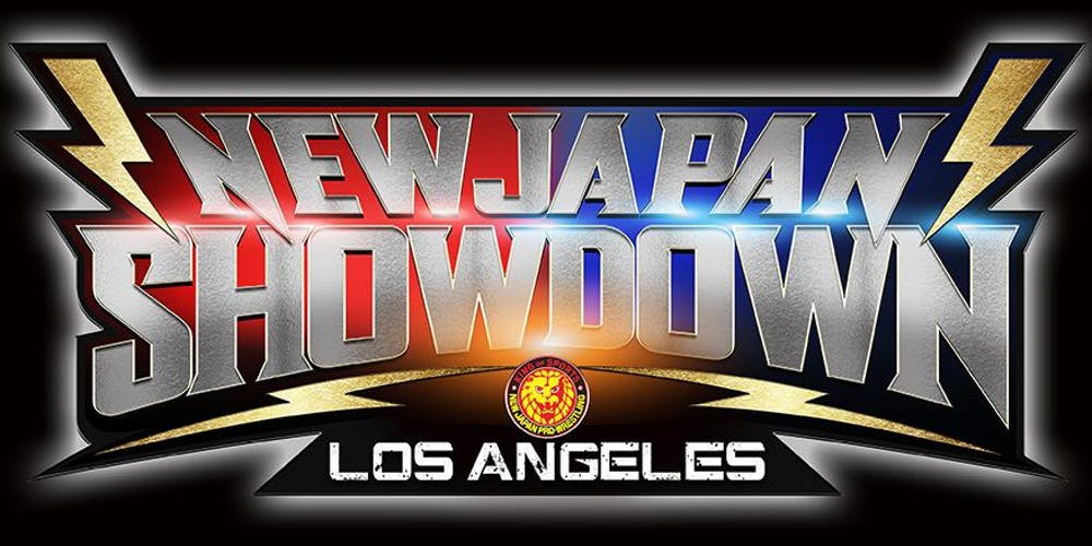 Watch NJPW New Japan Showdown 2019 11/9/19