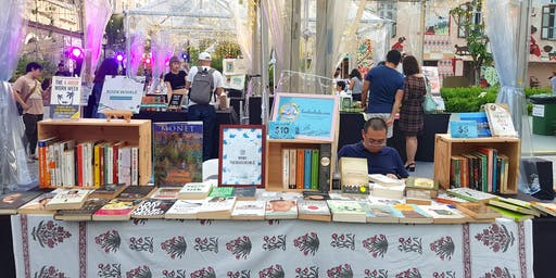 BookWhale @ Makers' Market