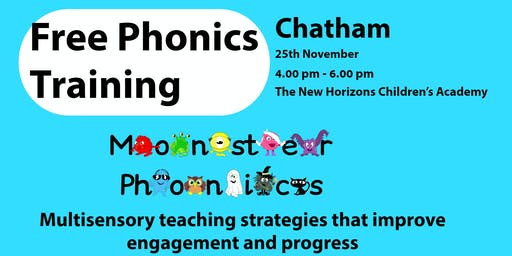 CHATHAM PHONICS TRAINING, KENT