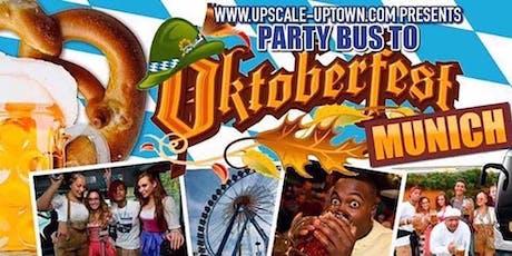 OKTOBERFEST MUNICH PARTY BUS Tickets