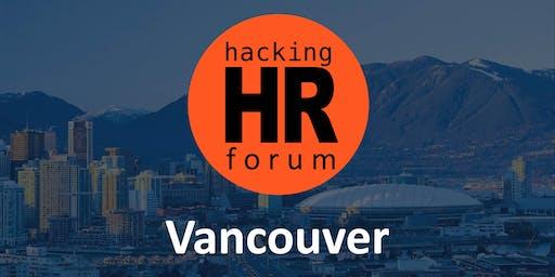 Hacking HR Forum Vancouver