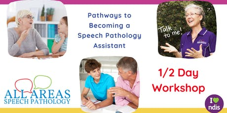 CHARMHAVEN: Pathways to becoming a Speech Pathology Assistant tickets