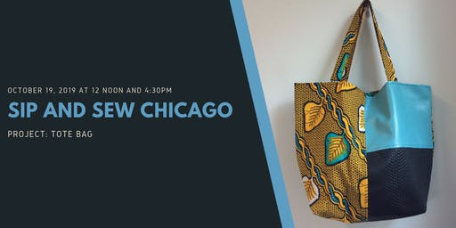 Sip and Sew Chicago