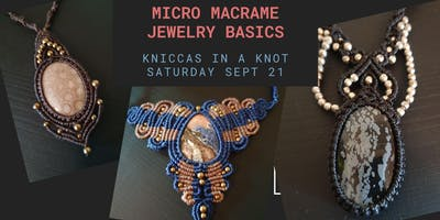 Macrame Jewelry Basics