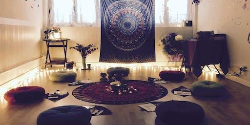 Sacred Women Circle Dance