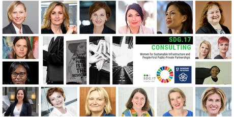 """Women Empowerment Workshop within international networking event """"Women for Sustainable Infrastruture and People-first PPPs"""" Tickets"""