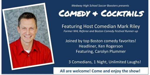 Medway Comedy & Cocktails
