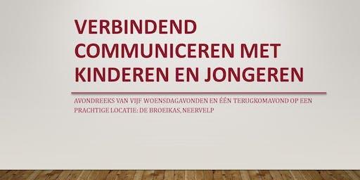 VOLZET - Introductie 'Verbindend Communiceren met kinderen en jongeren'