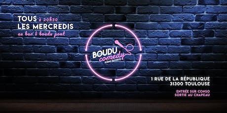Boudu Comedy billets