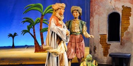 Aladdin und die Wunderlampe - Aladdin and the Magic Lamp Tickets