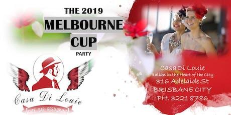 Melbourne Cup at Casa Di Louie tickets