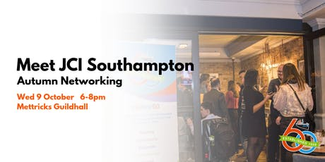 Meet JCI Southampton - Autumn Networking tickets