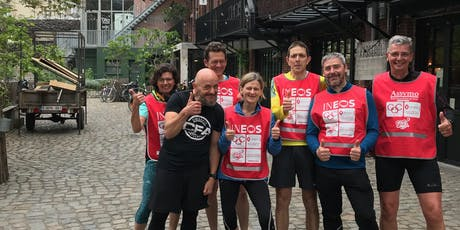 Run for PIA - Gegidste looptour door Antwerpen - Zuidertour tickets
