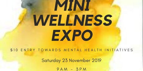 Wellness Mini Expo tickets