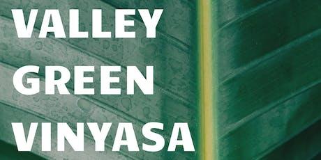 Cosmic Garden Yoga Pop Up: Valley Green Vinyasa tickets