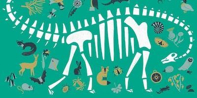 Sgwrs: Deinosoriaid yng Nghymru / Talk: Dinosaurs in Wales