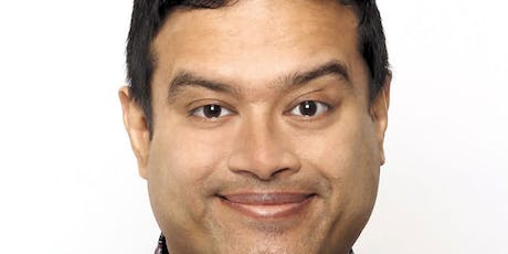 Paul Sinha: Hazy Little Thing Called Love (EXTRA DATE) tickets