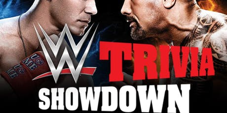 WWE Trivia tickets