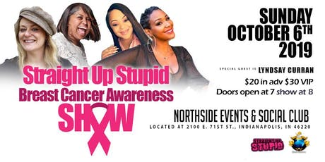 Straight Up Stupid Breast Cancer Awareness Comedy Show tickets