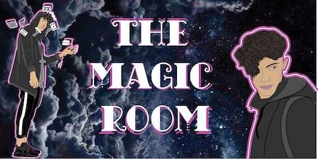Joel M- The Magic Room tickets