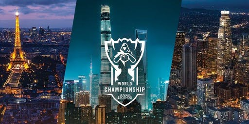 Worlds Finals 2019 Viewing Party