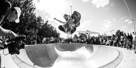 Ryde Intermediate Skateboarding Workshop and Jam tickets