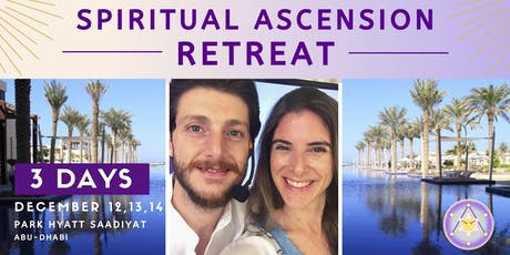3 Days Retreat - Spiritual Ascension - Park Hyatt Abu Dhabi tickets