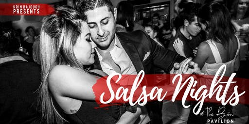 Salsa Nights at The Bon Pavilion Party on Thursday, 17th October 2019!