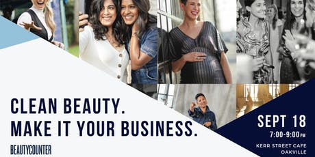 YYZ Beautycounter Business Opportunity Event tickets