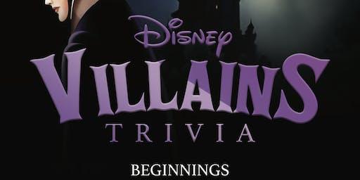 Disney Villains Trivia