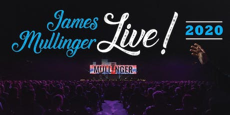 James Mullinger is Back in the 'Quac tickets