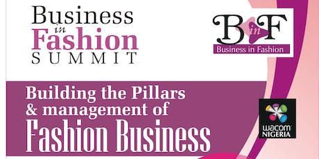 Business in Fashion Summit tickets