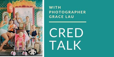 Wednesdays at Phoenix: Cred Talks with Grace Lau (25 Sept) tickets
