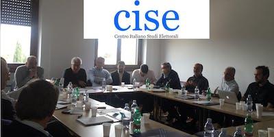The CISE Seminar Series - 19 Sept