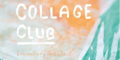 Collage Club - Jungle tickets