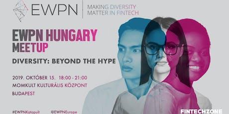 EWPN Local Meetup Hungary tickets