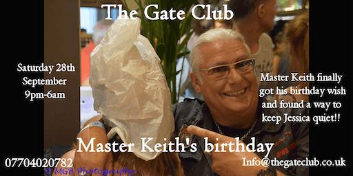 The Gate Club- 28th September 2019