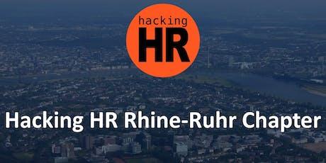 Hacking HR Rhine-Ruhr Chapter 3 Tickets