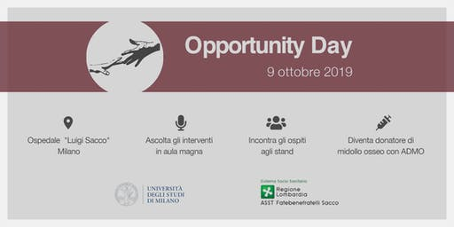 Opportunity Day 2019